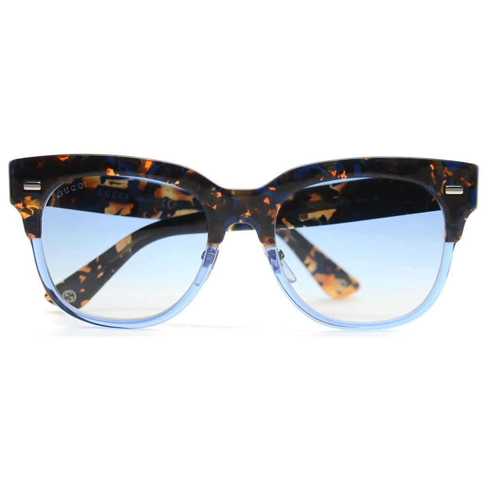 5d76db94cd3 Women s GG3744 S X9Z UY Marble Acetate Sunglasses - Gucci - Eyewear ...