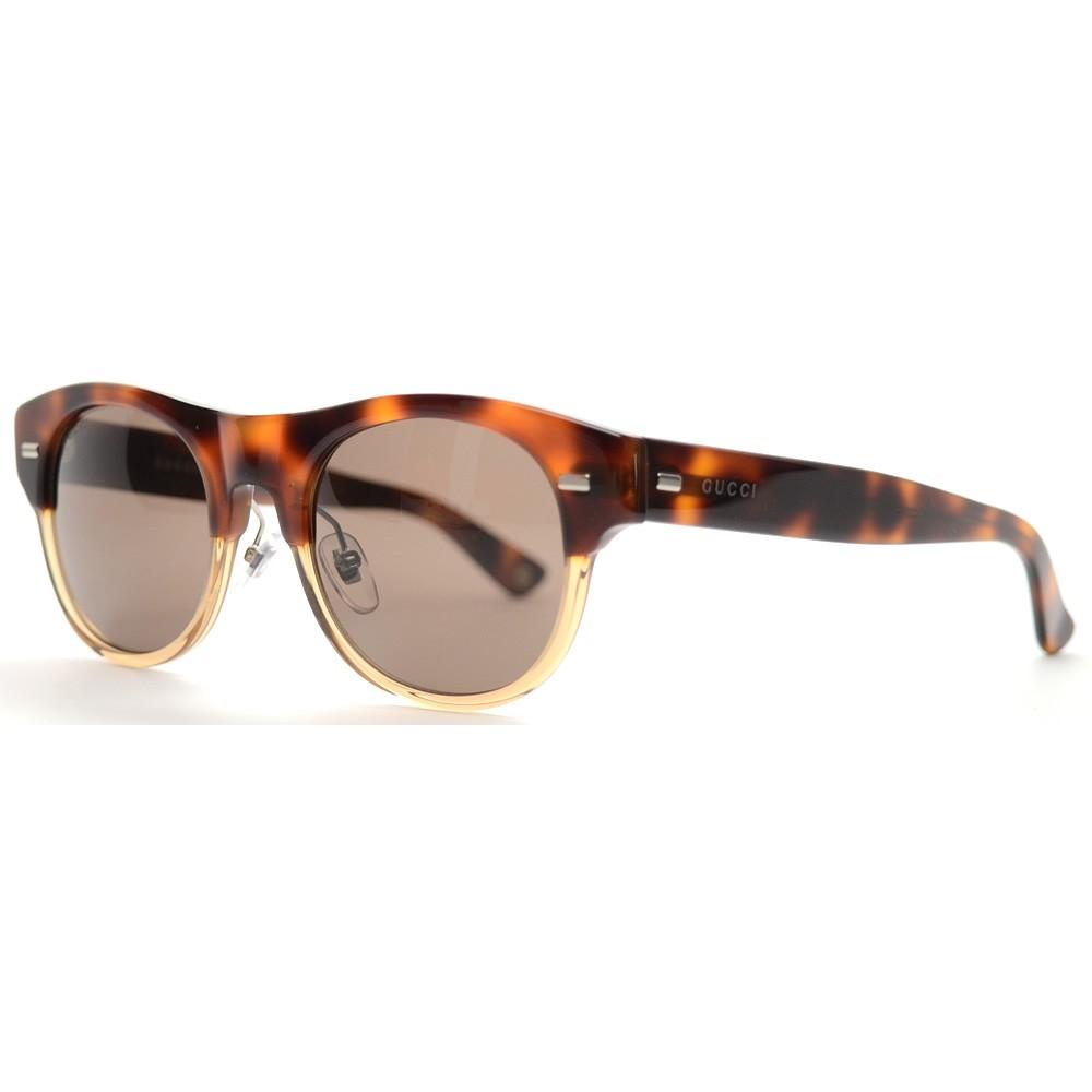 c81edc93145 Unisex GG1088 S Y5G EJ Semi-Rimmed Sunglasses - Gucci - Eyewear ...