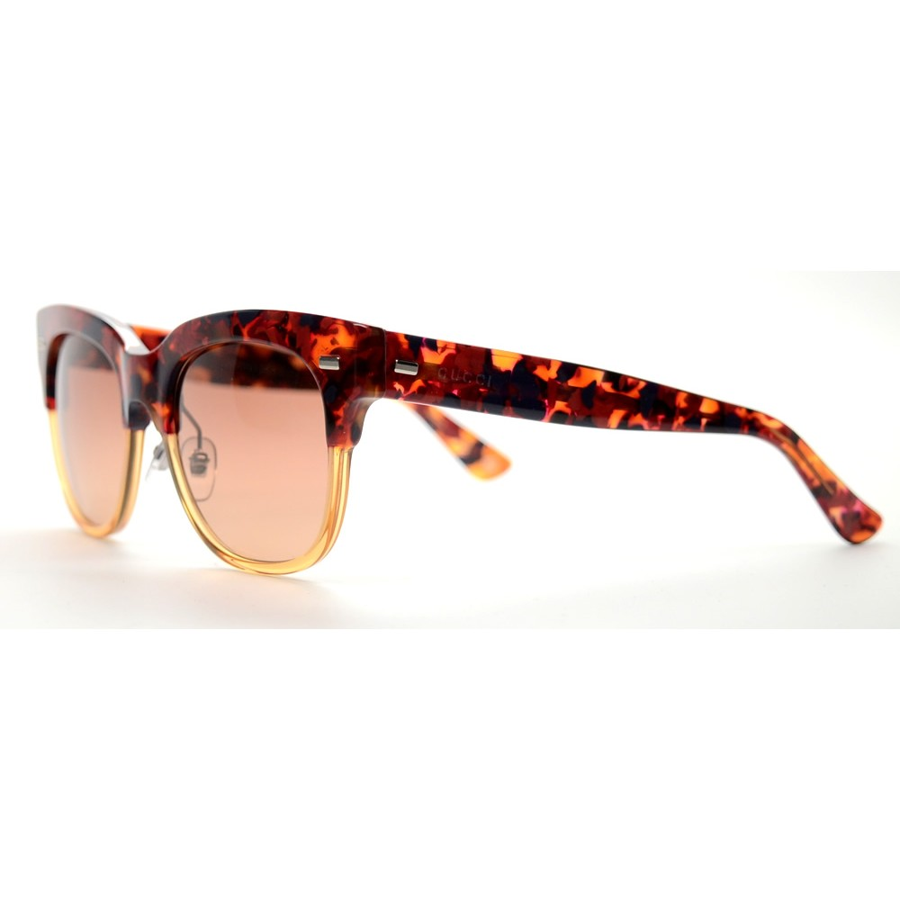 c8bd24a4891 Women s GG3744 S XC4 63 Marble Acetate Sunglasses - Gucci - Eyewear ...