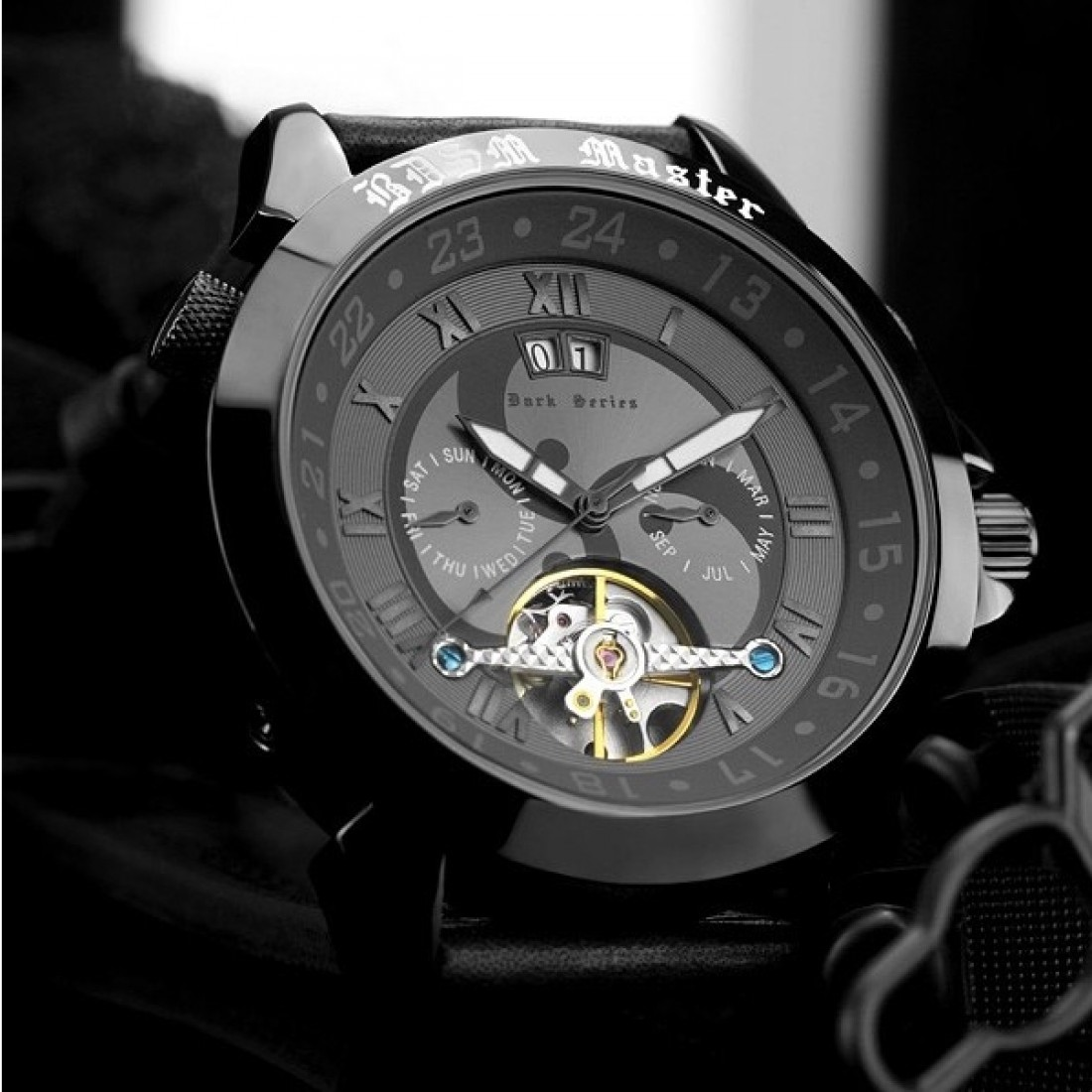 Men's Astonia BDSM MASTER Automatic Watch