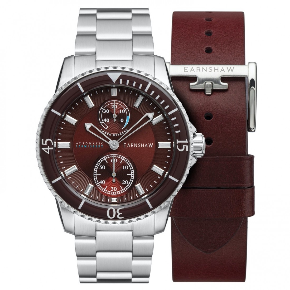 Hawke Power Reserve Rosewood Red