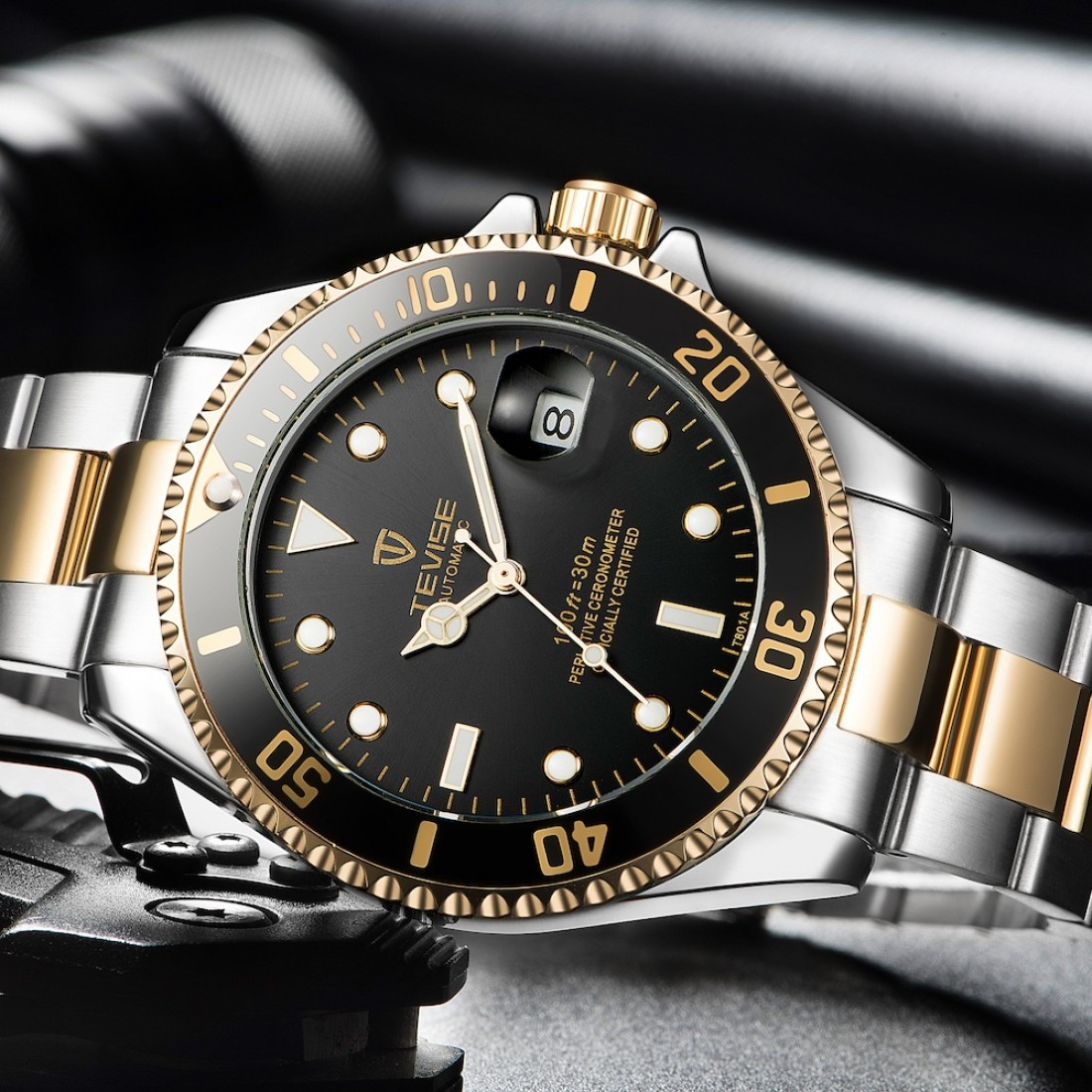 Tribute Automatic Two Tone