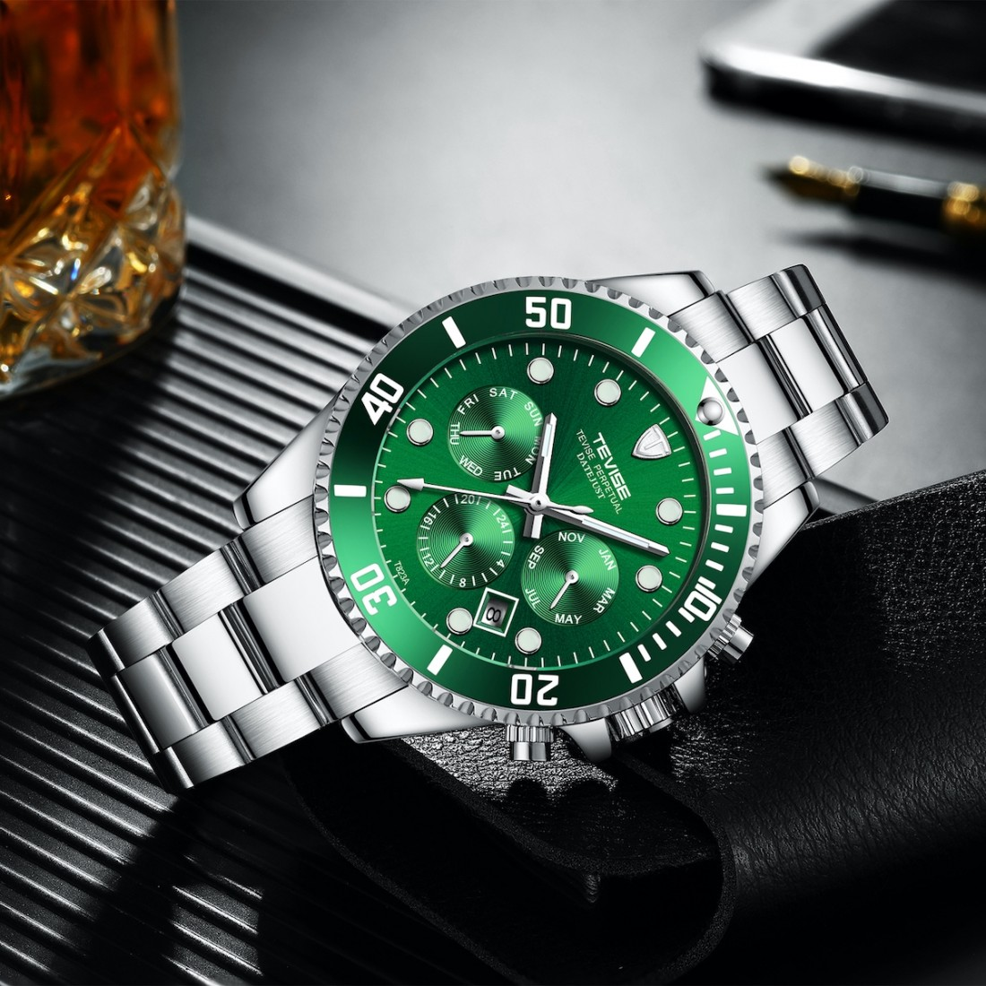 Perpetual Automatic Green