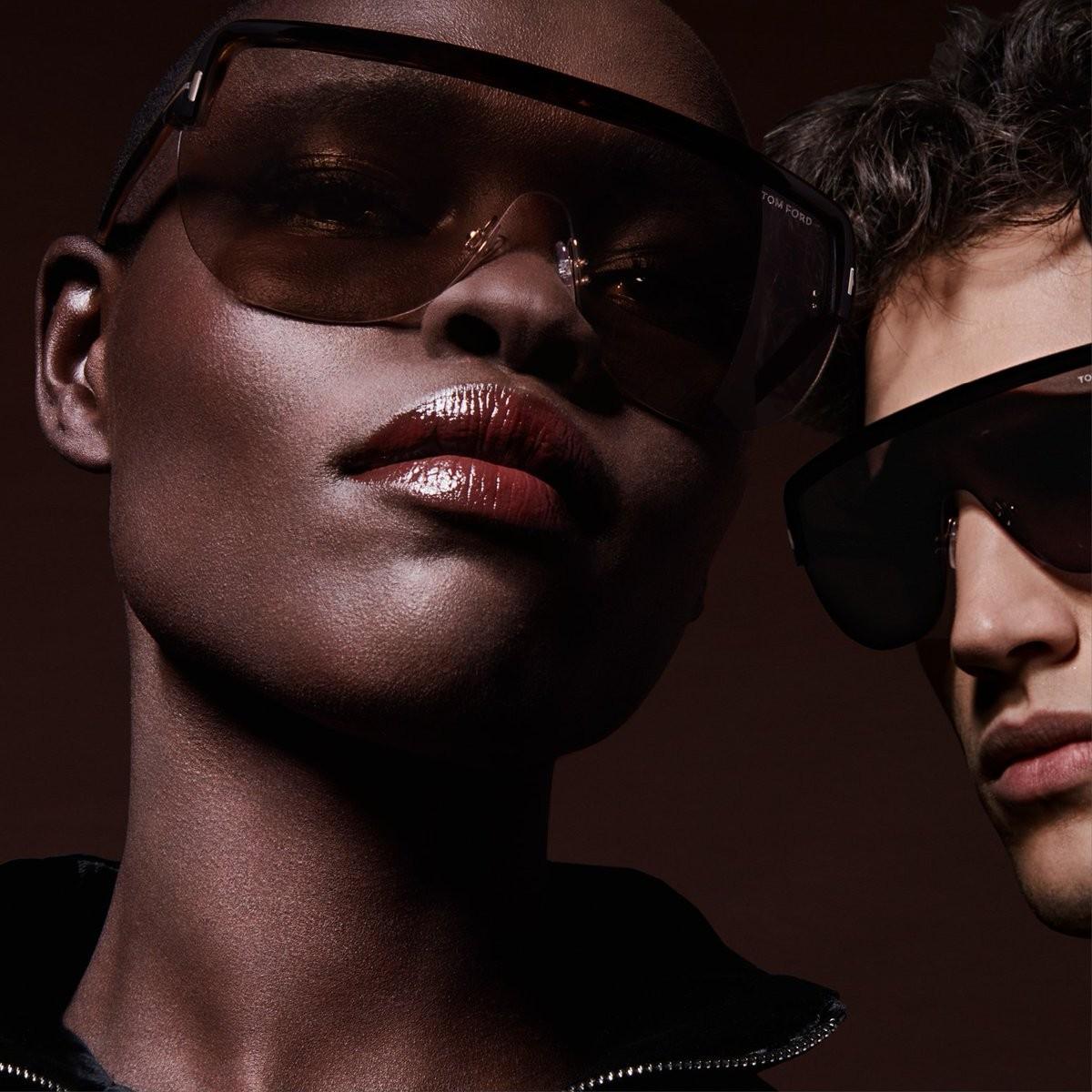 Unisex Angus Sunglasses Tom Ford Eyewear Sa S 1