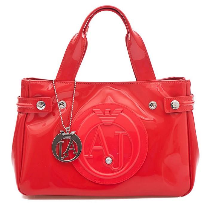 quality design 63182 f890a Armani Jeans Mini Vernice Handbag Red - SA's #1 Shopping ...