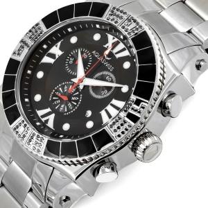 Swissport XG Diamond B Steel/Black