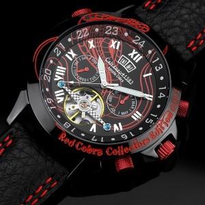Astonia Red/Black Cobra Collectors Edition