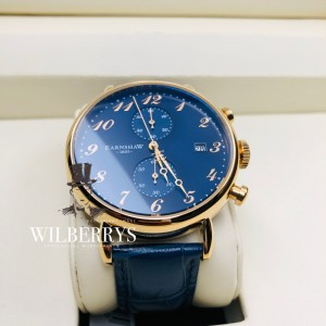 Grand Legacy Watch Navy Blue/Gold
