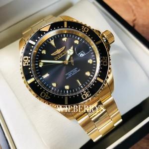 Pro Diver 43mm Gold Tone 200m
