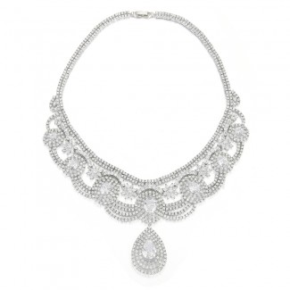 Beatrix CZ Necklace