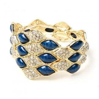 Dorcas Bracelet Blue Lapis