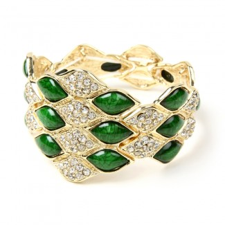 Dorcas Bracelet Evergreen