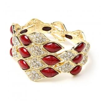 Dorcas Bracelet Ruby