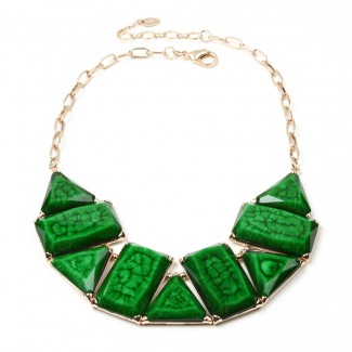 Blair Necklace Evergreen