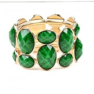 East End Bracelet Evergreen