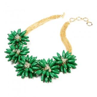 Botanical Necklace Evergreen