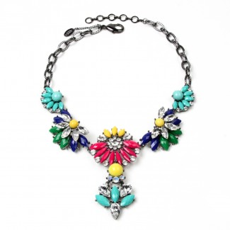 Carrie Necklace Multi