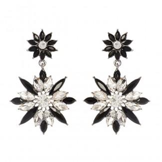 Floral Princess Earrings