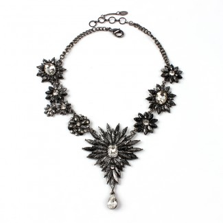 Contempo Evening Necklace