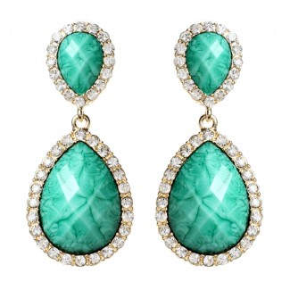Shelter Island Earring Turquoise