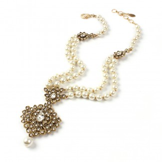Mehreen Pearl Necklace