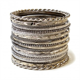 Madison Avenue Bangle Set