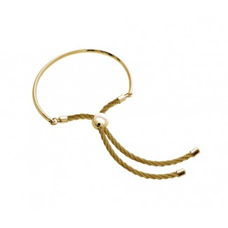 Bali Bracelet in 14k Gold with Gold