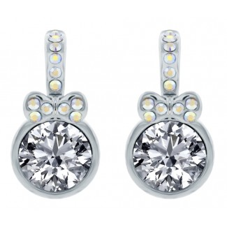 Boutique Earrings, Embellished with Crystals from Swarovski®