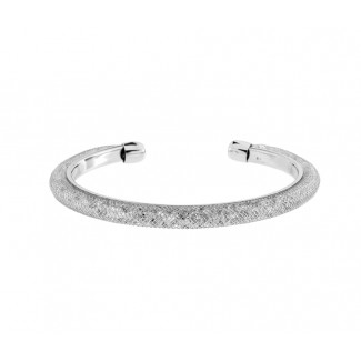 Delta Bangle, Made with Swarovski Elements®