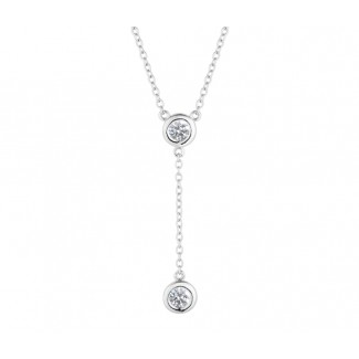 Dewdrop Pendant, Embellished with Crystals from Swarovski®