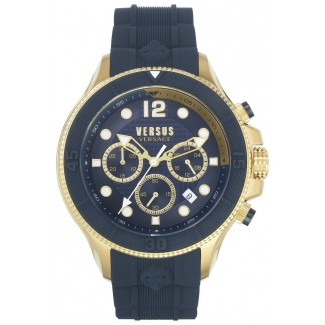 Volta 49mm Blue/Gold