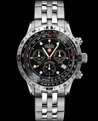 Airforce I Swiss Chronograph 1736