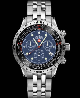 Airforce I Swiss Chronograph 1737