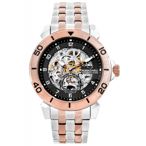 Cog Rose Gold/Two Tone