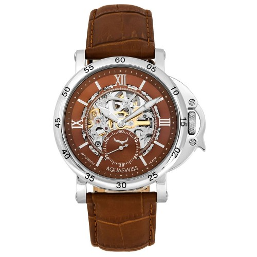Lex Automatic Chocolate Brown