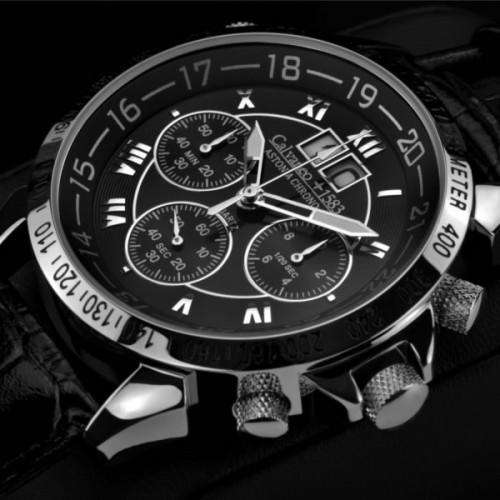 Astonia Chrono One Steel Black