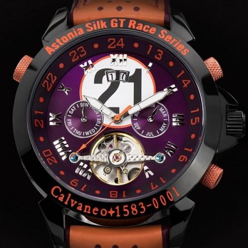 Men's Astonia Race Silk Edition Automatic Watch