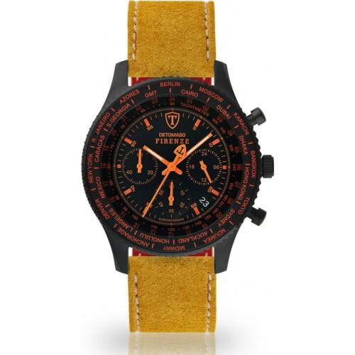 FIRENZE Black/Orange