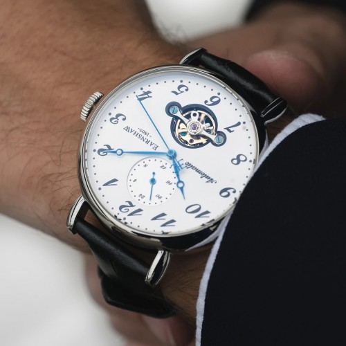Men's Grand Legacy Automatic White Watch