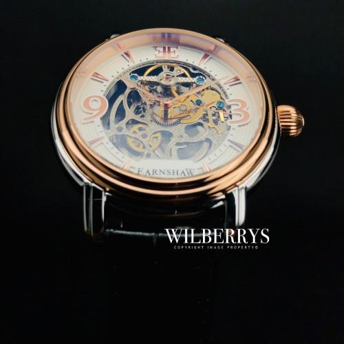 Men's Longcase 48mm Automatic Watch