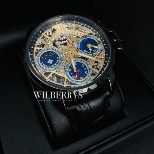 Men's Oman Theorema Automatic Watch Black Edition