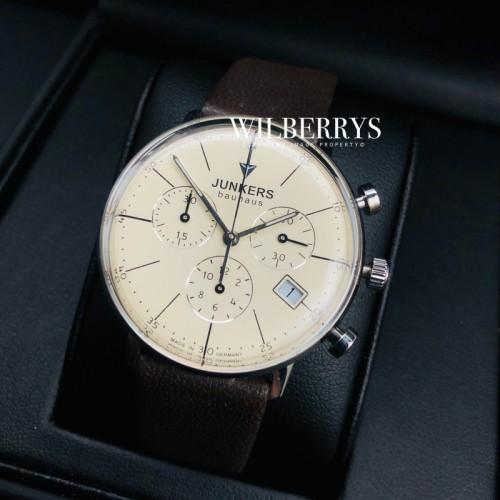 Women's 6089-5 Series Bauhaus Lady Chronograph Watch