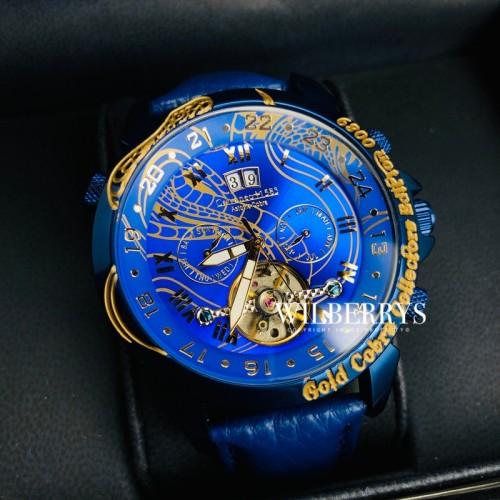 Astonia Blue Cobra Collectors Edition