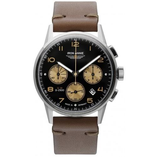 G38 Chronograph Black/Brown