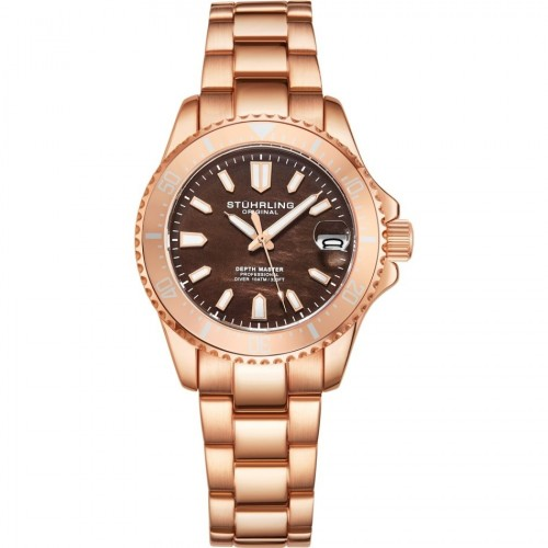 3950AL Quartz 32mm Classic Depthmaster Lady Rose Gold