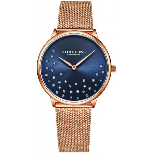 Moonrock Rose Gold Milanese