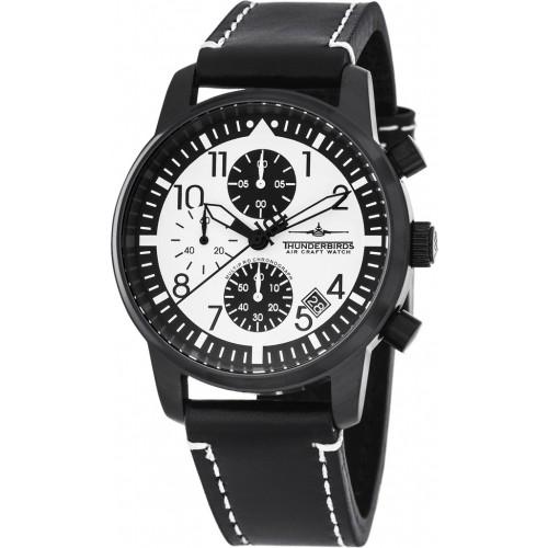 Huron Chronograph Black