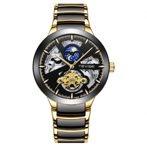 Constantine Automatic Moon Black/Gold