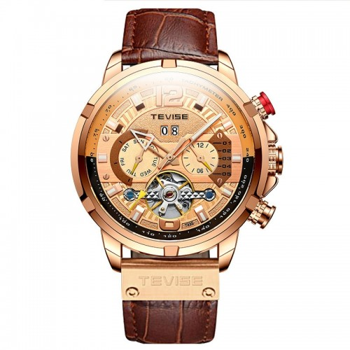 Albatross Leather Rose Gold/Gold