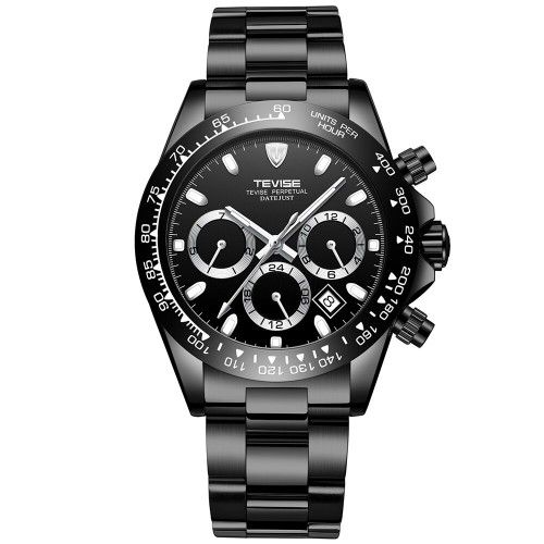 Californian Racer Perpetual Automatic Ionic Black